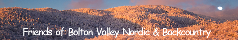 Friends of Bolton Valley Nordic & Backcountry