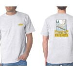 T-shirt BoltonFriends