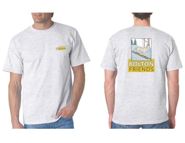 T-shirt BoltonFriends
