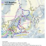 Gardiner, North Slope Birch Loop & Ravens Wind, George Gorge, Map & Instructions